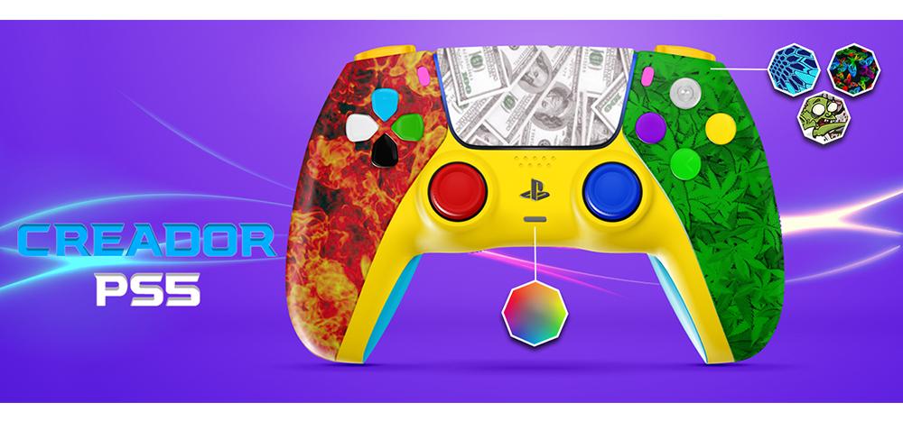 Personalizar mando PS5